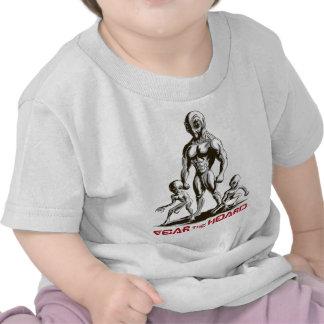 Fear the Hoard by CaffeineBlitz T-shirts