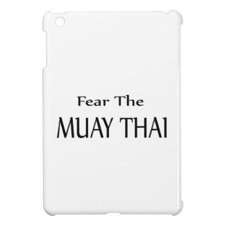 Fear the Muay Thai. Cover For The iPad Mini