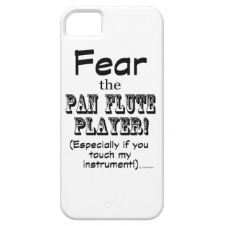 Fear The Pan Flute Player iPhone SE/5/5s Case