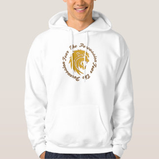 Fear The Percussion Hoodie