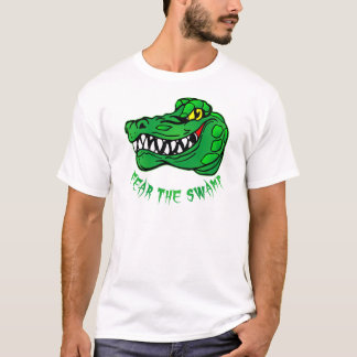 Fear The Swamp Gator T-Shirt