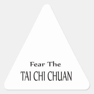 Fear the Tai Chi Chuan. Sticker