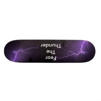 Fear the Thunder Skateboard