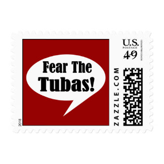 Fear The Tuba Stamps