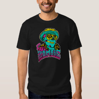 Fear the Zombie T Shirt