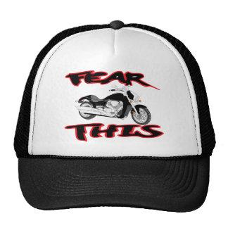 Fear this Black M109R Hat