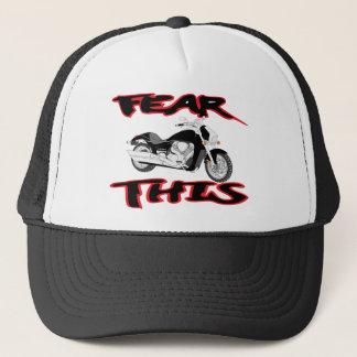 Fear this Black M109R Trucker Hat