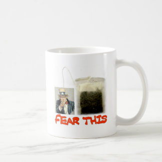 FEAR THIS COFFEE MUG
