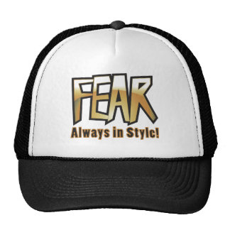 fear too hat