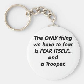 Fear Trooper Keychain
