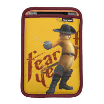 Fear Ye Fear Ye iPad Mini Sleeve