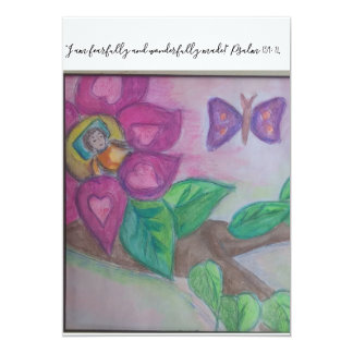 Fearfully and Wonderfully Made! Card