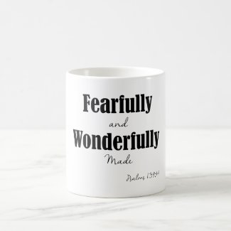 Fearfully and Wonderfully made | CUP