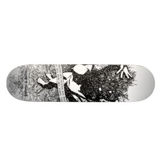 Fearfully & Wonderfully Skateboard Root::Man::Tree