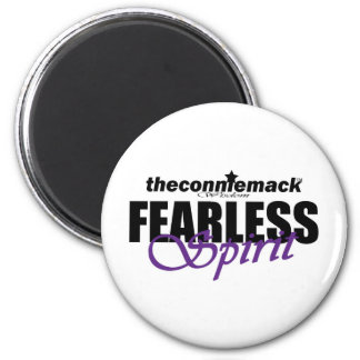 fearless 2 inch round magnet