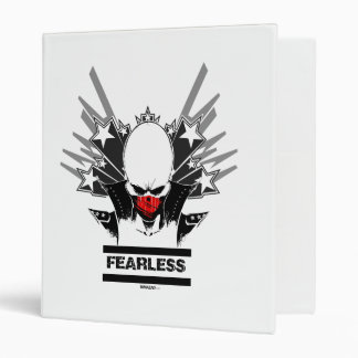 Fearless 3 Ring Binder