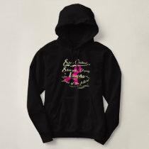 Fearless-Breast Cancer Awareness Hoodie