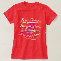 Fearless-Breast Cancer Awareness T-Shirt