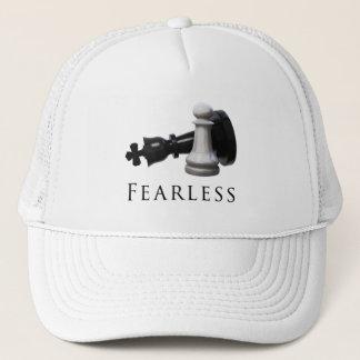Fearless Chess Trucker Hat