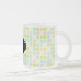 Fearless dots mug
