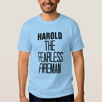 Fearless Fireman Shirt