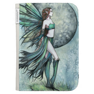 Fearless Gothic Fantasy Molly Harrison Fairy Art Kindle Case