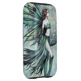 Fearless Gothic Fantasy Molly Harrison Fairy Art Tough iPhone 3 Cover