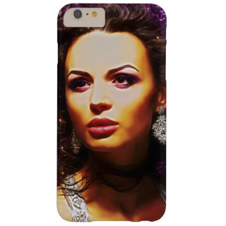 Fearless Lady Barely There iPhone 6 Plus Case