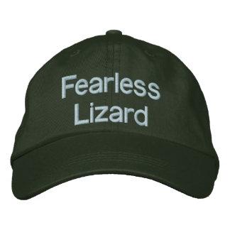 Fearless Lizard Adjustable Hat
