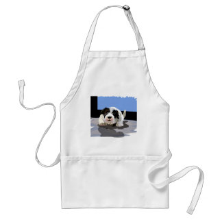Fearless Protector Adult Apron
