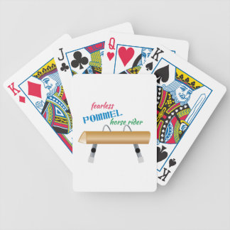 Fearless Rider Bicycle Playing Cards