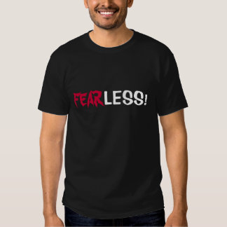 FEARLESS! T-Shirt w/ scripture verse on back