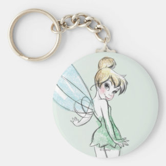 Fearless Tinker Bell Keychain