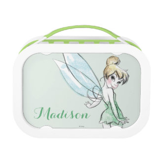 Fearless Tinker Bell Lunch Box