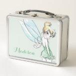 """Fearless Tinker Bell Metal Lunch Box<br><div class=""""desc"""">Tinker Bell</div>"""
