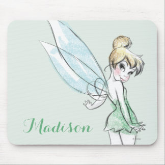 Fearless Tinker Bell Mouse Pad