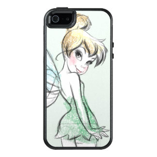 Fearless Tinker Bell OtterBox iPhone 5/5s/SE Case