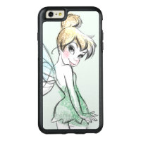 Fearless Tinker Bell OtterBox iPhone 6/6s Plus Case