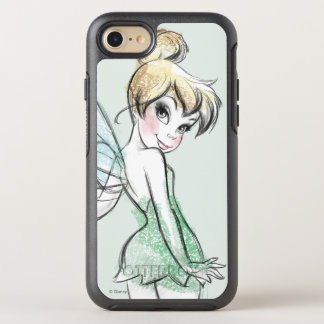Fearless Tinker Bell OtterBox Symmetry iPhone 8/7 Case