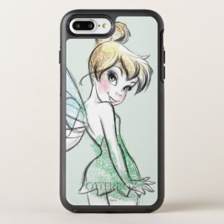 Fearless Tinker Bell OtterBox Symmetry iPhone 8 Plus/7 Plus Case