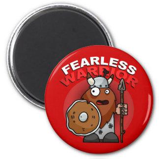 Fearless Warrior Magnet
