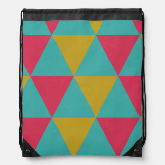 Fearless Welcome Delightful Persistent Drawstring Bag