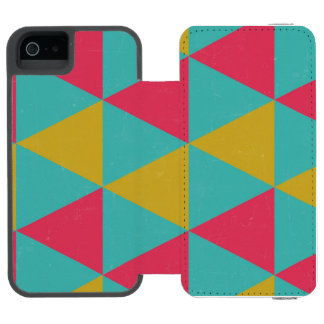 Fearless Welcome Delightful Persistent iPhone SE/5/5s Wallet Case