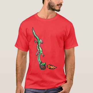 Fearsome Dragon Adult T-shirt