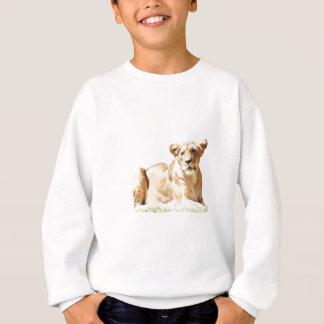 Fearsome lioness sweatshirt