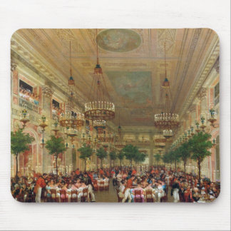 Feast at the Tuileries to Celebrate the Mouse Pad