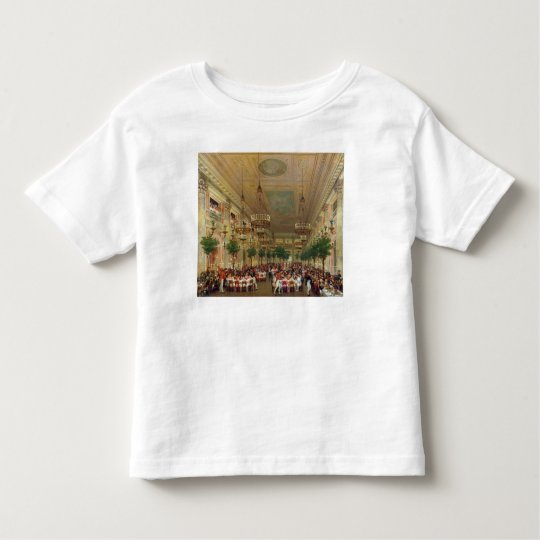 Feast at the Tuileries to Celebrate the Toddler T-shirt