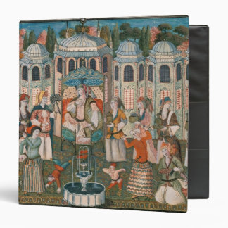 Feast for the Valide Sultana 3 Ring Binder