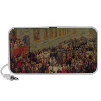 Feast given after the Coronation of Louis XV Mp3 Speakers