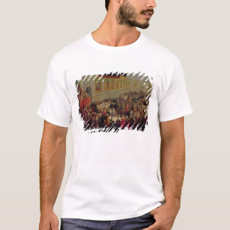 Feast given after the Coronation of Louis XV T-Shirt